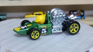 Head Starter HW Legends of Speed 1/10 | Hero Cars 2018 - Unboxing & Review