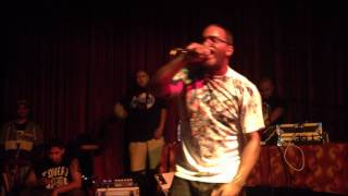 Large Professor - I Juswanna Chill & Just A Friendly Game Of Baseball Live @ The Terrace