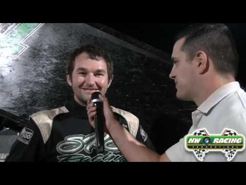 5 23 15 Western Sprint Tour Southern Oregon Speedway  Interviews