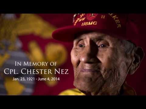 Chester Nez: The Last of the Original Navajo Codetalkers