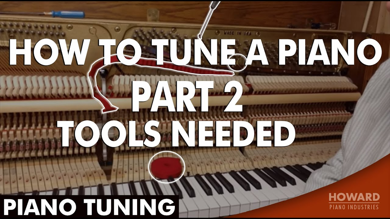 3 Ways To Tell if Your Piano Needs Tuning