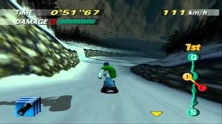 1080º Snowboarding - Ricky Winterborn [Expert Challenge]