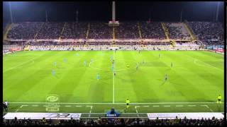 Fiorentina - Napoli 1-2 10a Giornata di Andata Serie A TIM 2013/2014