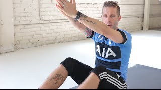 One-Minute Abs: Jackknife With Nicky Holender
