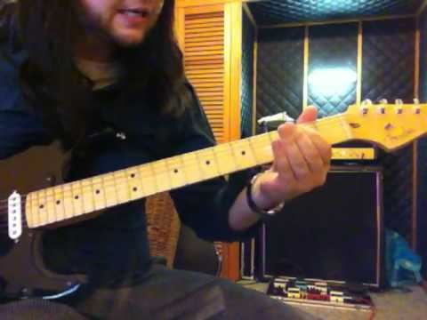 pink floyd young lust guitar cover youtube. Black Bedroom Furniture Sets. Home Design Ideas
