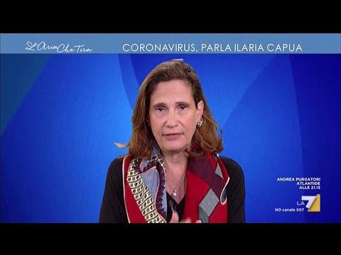 Coronavirus, Ilaria Capua: 'Arriverà in Italia. Le aziende pensino al telelavoro'