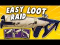 EASIEST RAID LOOT EVER - Free Raid Chest Solo No Glitching (Destiny 2 Forsaken)
