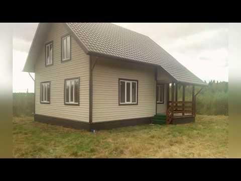 Продается Новый загородный дом 120 кв.м.  Можайск , Одинцово , Москва , Кубинка.