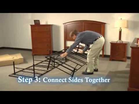 sleep master bed frame 2