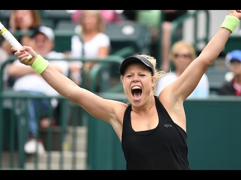 2017 Volvo Car Open Second Round | Laura Siegemund vs Venus Williams | WTA Highlights