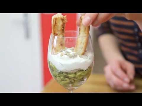 recette-:-tiramisu-d'avocat-et-champignons-au-chèvre-par-bridélice