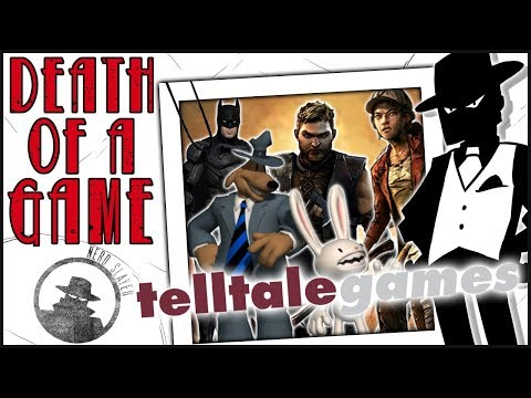 Death of a Game: Telltale Games