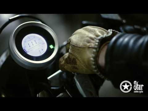 BRAT STYLE PROMO STAR CUSTOM CYCLES PERSONALIZACION DE MOTOCICLETAS EN QUITO ECUADOR
