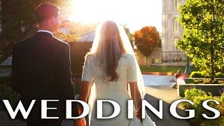 WEDDINGS! Should You Film Them?