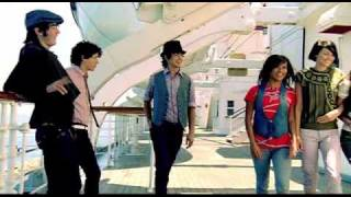Jonas Brothers - SOS Music Video - Official (HQ) thumbnail