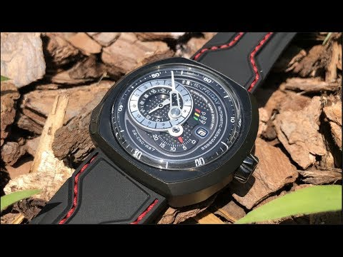 El Deseado Por Josetecnofanatico Sevenfriday Q3/01 Engine