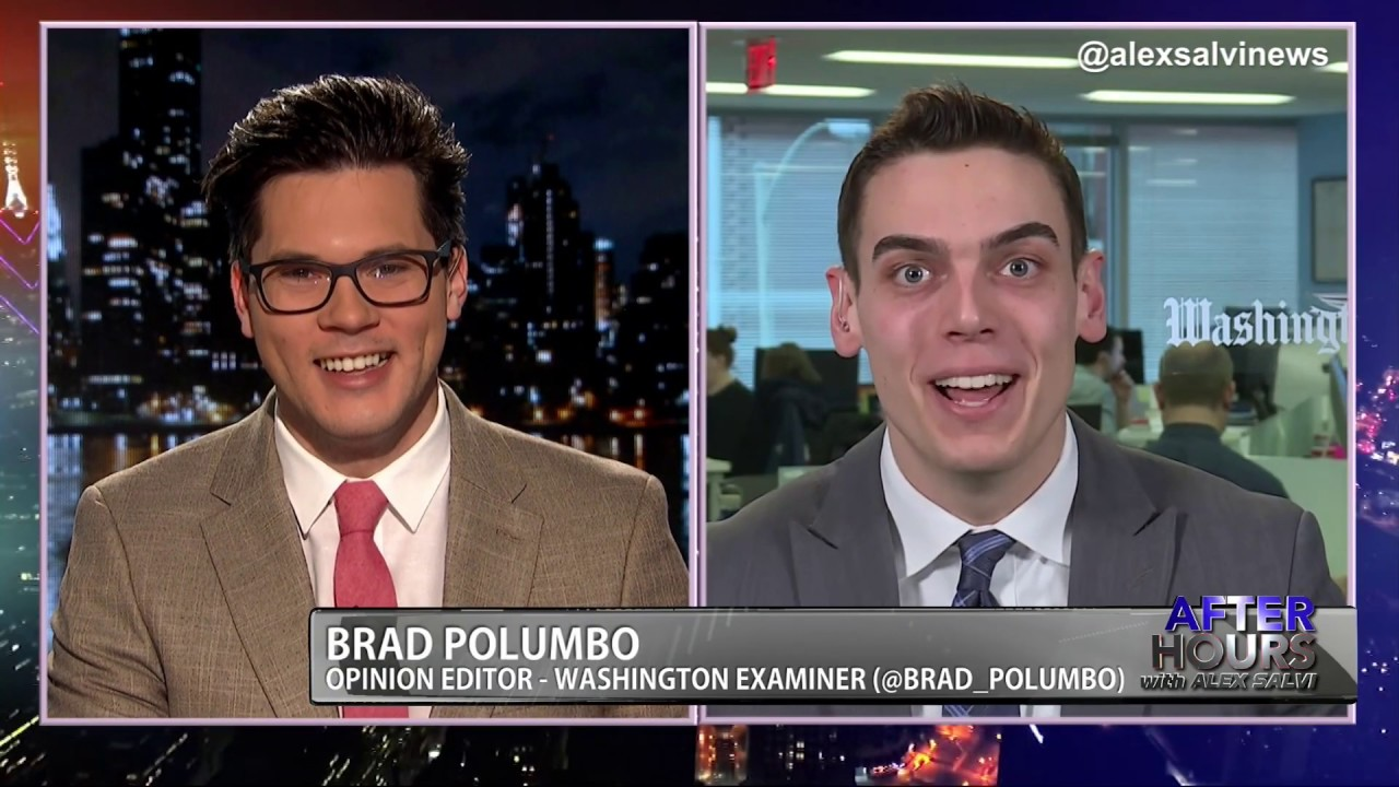 After Hours: Brad Polumbo (New Hampshire Primary)