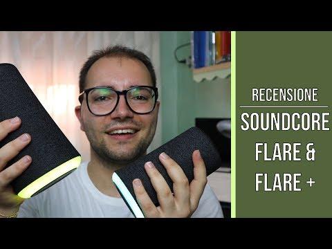 Anker SoundCore Flare vs Flare Plus: la recensione