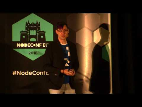 The Node Community Past, Present and Future