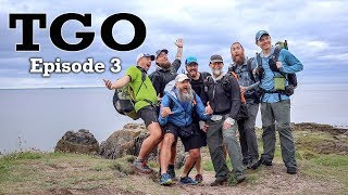 TGO Challenge 2019: Episode 3 - Broken Tents, Finally Talking, & The END