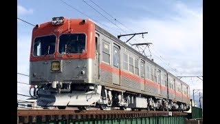 【50年選手の出場】北陸鉄道8000系8802F 出場試運転 粟ケ崎駅到着
