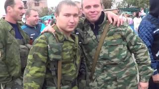 О той весне - Саур-Могила, Донецк, город Снежное