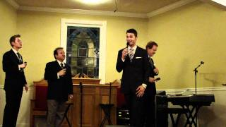 Tribute Quartet sings More Than Able