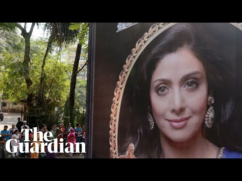 India mourns as Bollywood superstar Sridevi dies