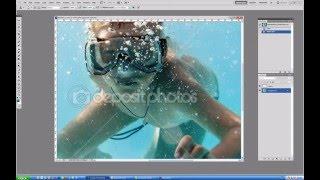 Как убрать водяной знак с фотографии