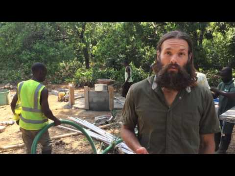 Madiana Village Water Project - Greetings to Rowland Hall Fourth Grade