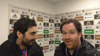 Wolves 4 Leicester 3: Tim Spiers and Nathan Judah analysis