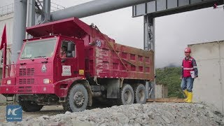 China and Ecuador work together on new mining mega project