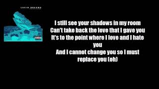 Juice WRLD - Lucid Dreams (Official Lyrics)