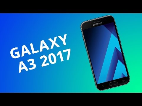 Samsung Galaxy A3 2017 [Análise / Review]