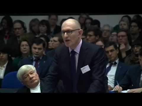 Prof Stefan Talmon Speech
