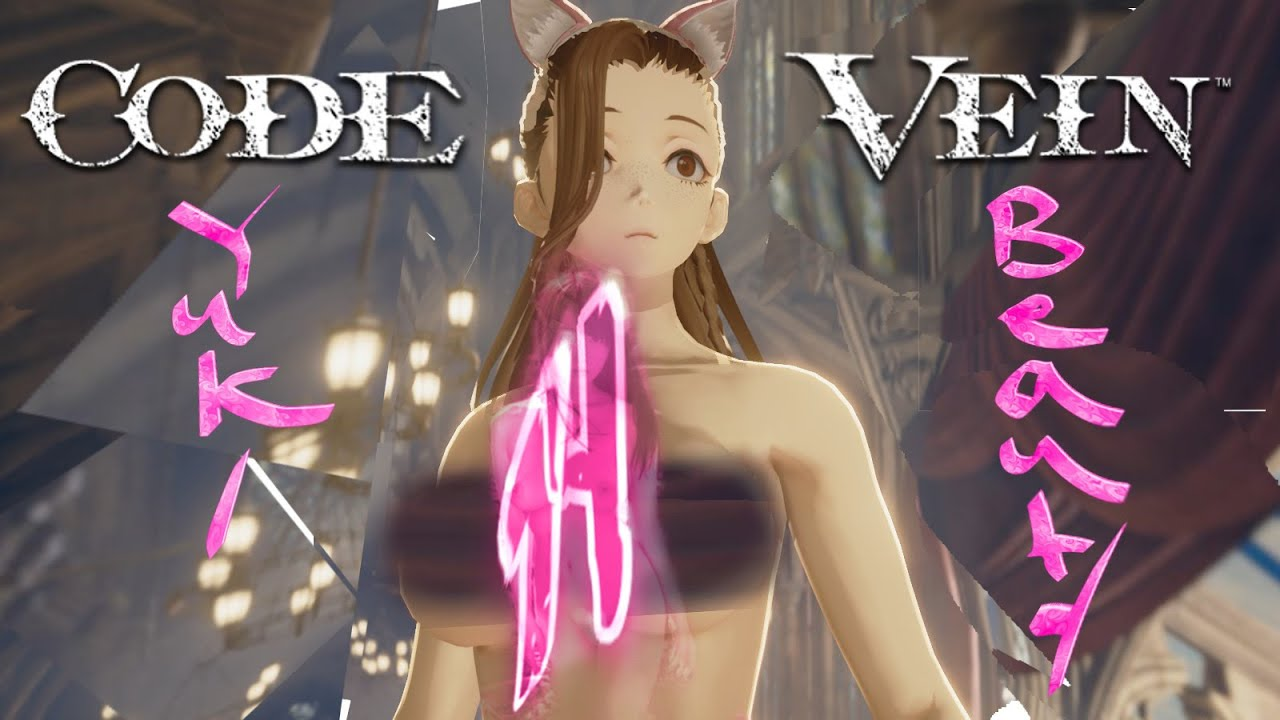 Code Vein – Yuki the Naked Beauty [Part 14]