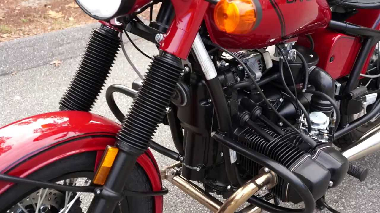 Motorcycles From The Future Maroon Ural Retro Solo Of New England Boxborough Ma You