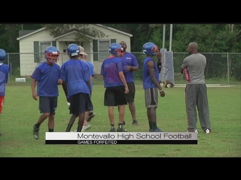 AHSAA forces Montevallo High School to forfeit 3 games after violation