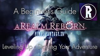 Final Fantasy XIV: A Beginner