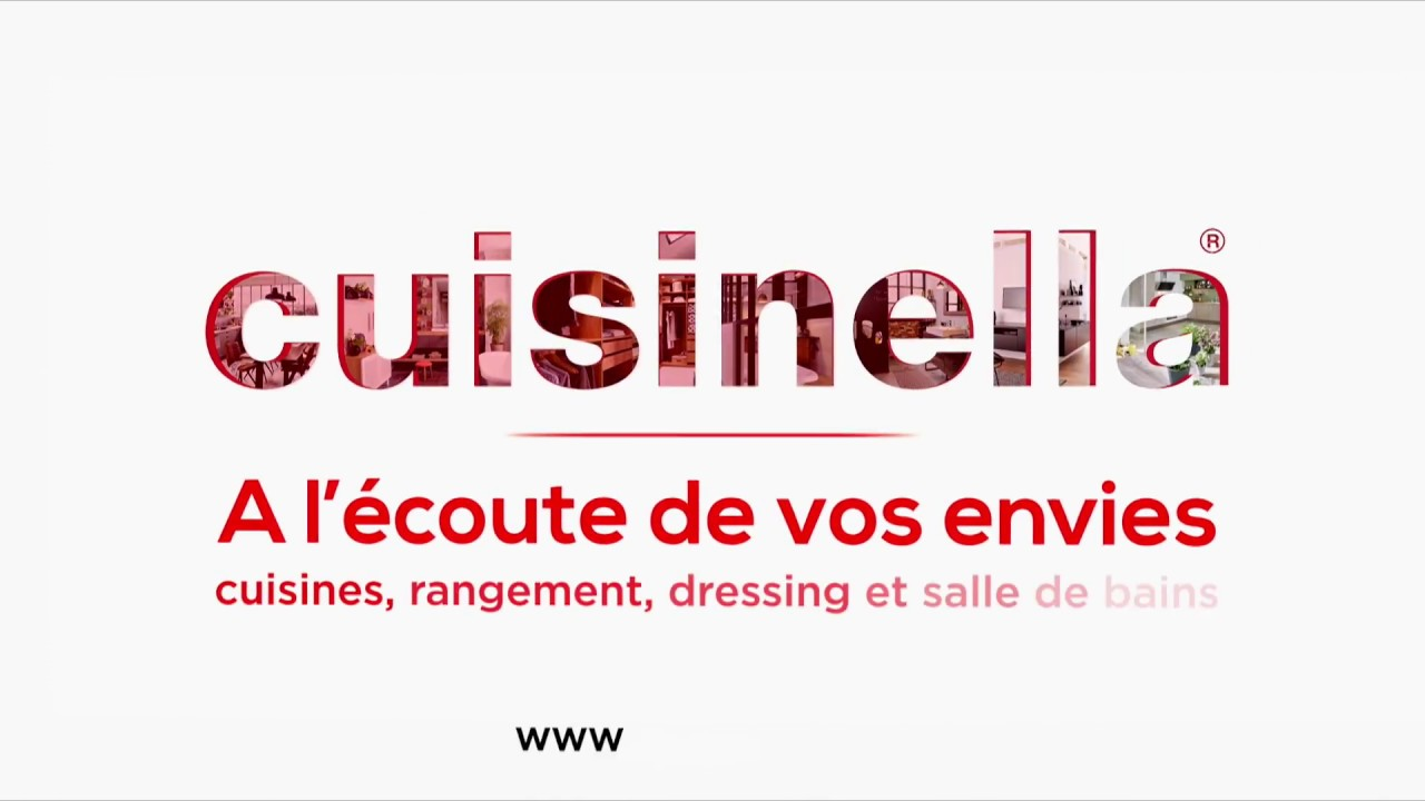 Cuisinella Billboard Parrainage Tv Youtube