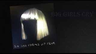 Sia - Big Girls Cry (ROBLOX Music Video)
