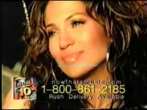 "2002 ""Now That's What I Call Music Vol. 10"" (US) commercial"