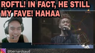 BTOB Lee Changsub voice crack ㅋㅋㅋㅋ | SINGER REACTION