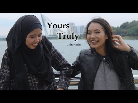 YOURS TRULY - Short Film | Foundation in TESL UITM