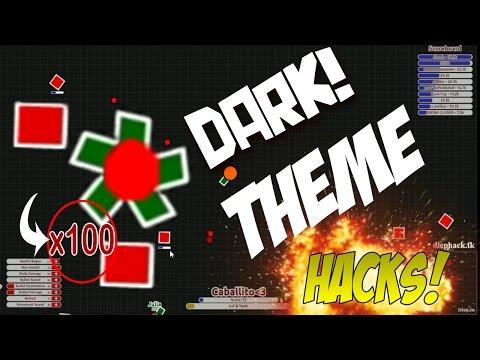 Como JUGAR DIEP.IO con AMIGOS | HACK PARA DIEP.IO | Dark theme, HACER ZOOM, SERVERS PRIVADOS y más!!