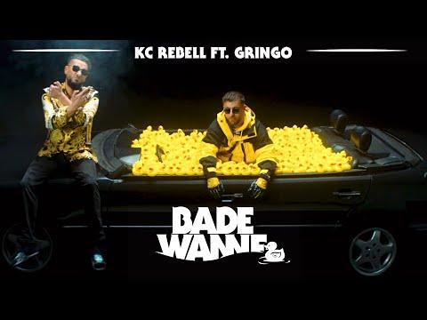 Смотреть клип Kc Rebell Feat. Gringo - Badewanne (Prod. By Juh-Dee)