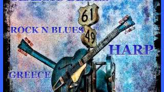 Classic Blues & Rock N' Blues & Harp Mix Part 1 - Dimitris Lesini Greece