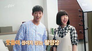 Beautiful Gong Shim 미녀 공심이 Behind The Scene - Min Ah Girl's Day , Nam Goong Min and Ohn Joo Hwan