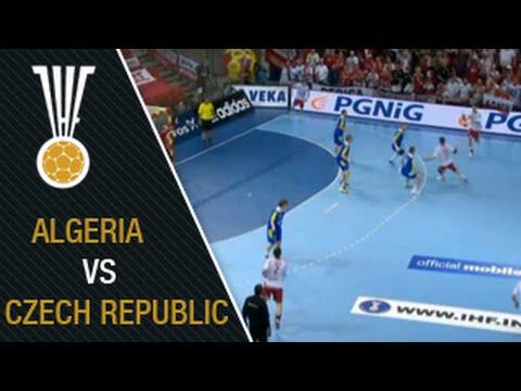 Algeria - Czech Republic Highlights