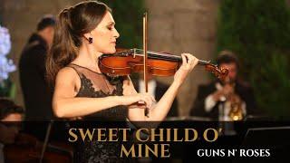 Sweet Child O' Mine - Guns´N Roses - Violino